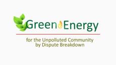 อวสานข้อพิพาทสู่ชุมชนสะอาดพลังงานสีเขียว